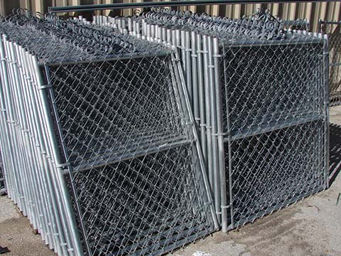 Galvanised Chain Link Fence for Sale