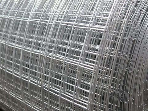 Galvanized Wire Mesh Fence | GI Welded Fence Panel