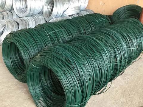 Plastic GI Wire Coils