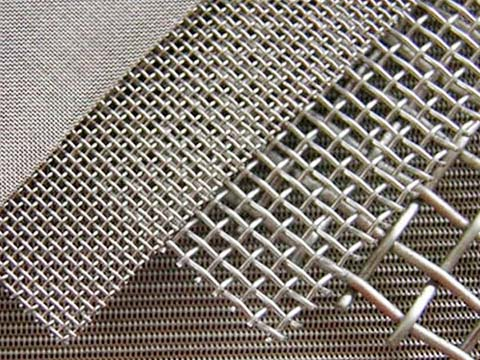 Designs of Woven Mesh