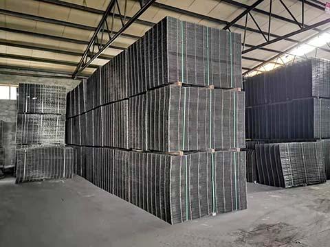 GI Concrete Mesh at Factory