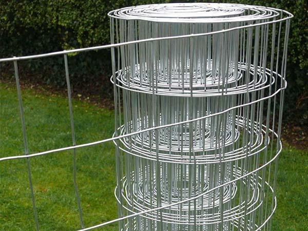 Galvanised Garden Wire Mesh
