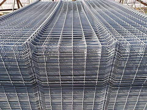 Galvanised Steel Mesh Panel for Sale | Various Sizes