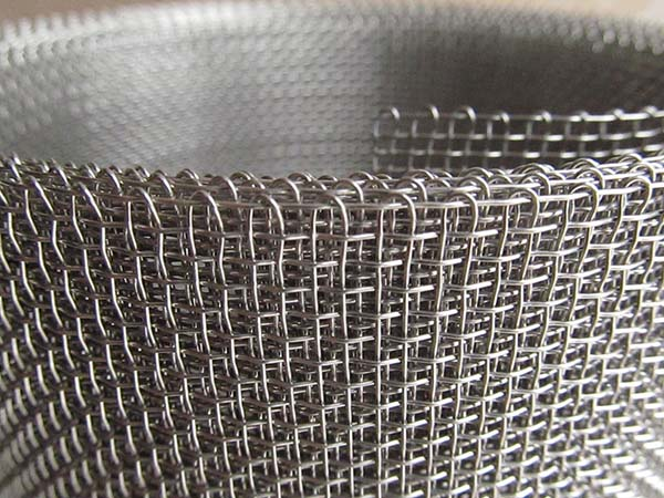 Galvanized Woven Wire Mesh | Various Designs in Stock