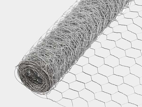 Galvanized Hexagonal Wire Mesh | Galvanized Hex Netting