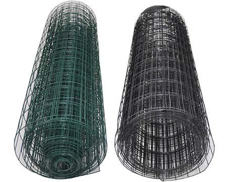 PVC Coated Wire Meshes
