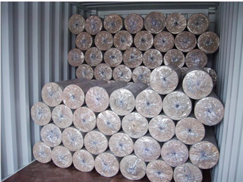 Packaging Method of Galvanized Farm Fence