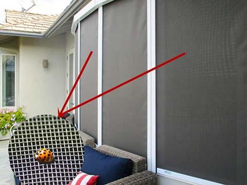 Window Screen Woven Mesh