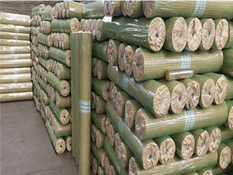 Wanzhi Steel PVC Coated GI Wire Mesh for Sale